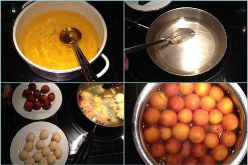 Making the Gulab Jamun