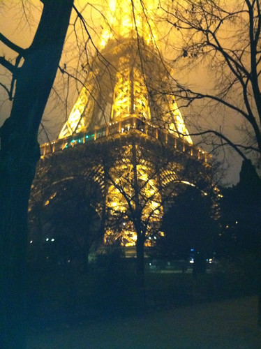 Mr Eiffel's Tower
