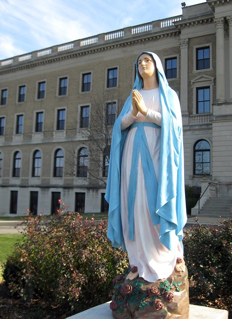 Mary, Our Lady of the Holy Spirit Center