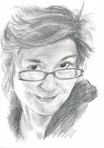 Sue Hodnet by husdant