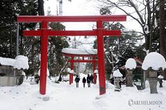 Shrines in Aomori