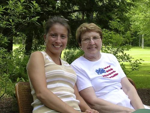 amy and gma