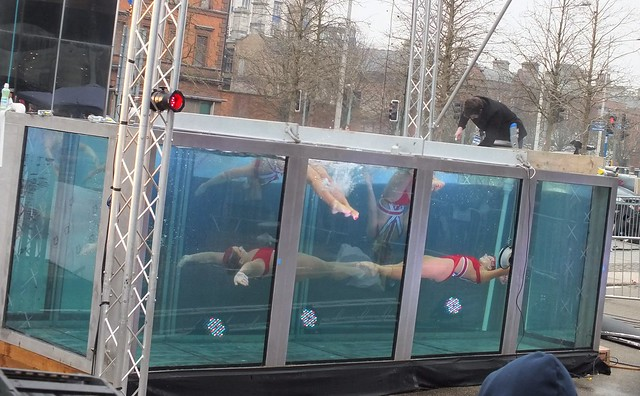 Britains Got Talent-Synchronised Swimmers
