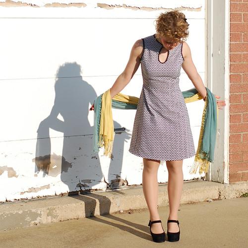 Burdastyle Dress