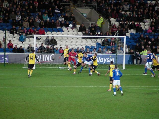 Cardiff City v Blackburn Rovers