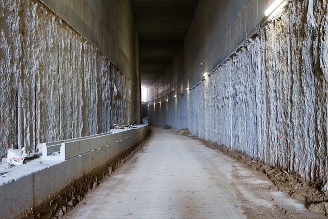Tunel corredor del AVE - 01-12-11