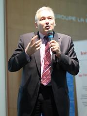 Guy R. Cloutier, Conférencier