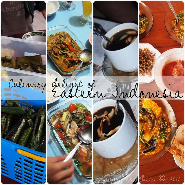 Culinary Delight of Eastern Indonesia