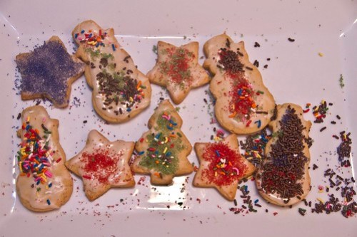 the finished...cookies?