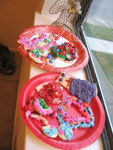Christmas cookie baking1d