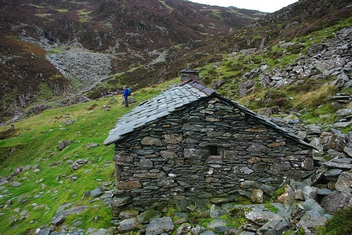 20110925-12_Old Quarry Hut Bothy_Above Warnscale Bottom by gary.hadden