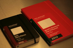 Moleskine Planner - covers