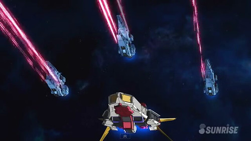Gundam AGE  Episode 12  Course for Counterattack Youtube  Gundam PH (15)