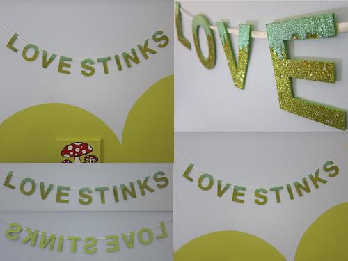 Love Stinks Banner