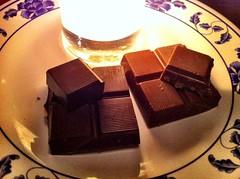 Dark & Mik Chocolate Bars - Fatty Crab