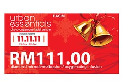 Urban Essentials Xmas Promo 11 Nov - 25 Dec 2011 (2)