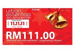 Urban Essentials Xmas Promo 11 Nov - 25 Dec 2011 (2)