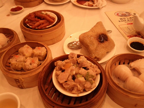 Dim sum at East Harbor Seafood Palace