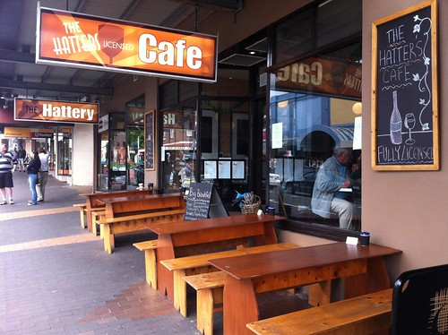 hatters cafe, katoomba