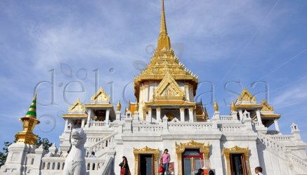 Bangkok - Golden Budha (1 of 1)