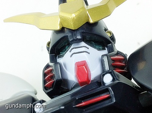 SD Gundam Online Deathscythe Hell Custom Toy Figure Unboxing Review (29)