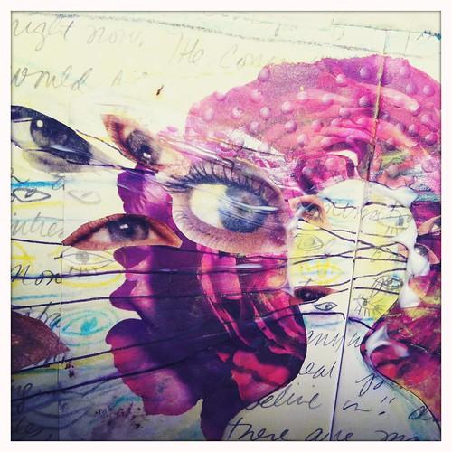 The sketchbook project 2012 - in progress