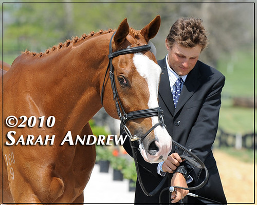 Neville Bardos Named 2011 USEF International Horse of the Year