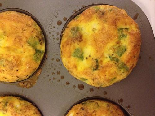 baked egg muffins