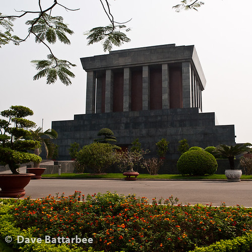 Ho Chi Minh Mausoeum