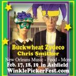 WinklePicker Festival in Ashfield, MA