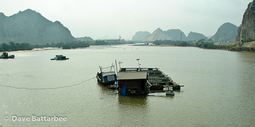 Nearing Ha Long