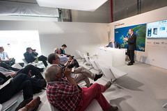 Press conference with Jan Woerner