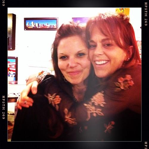 Liz and Millicent