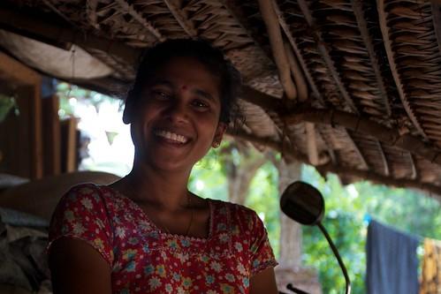 Lima's Akka (older sister), a local preschool teacher
