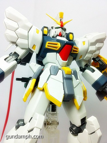 MG 1 100 Sandrock EW Out Of The Box Build Review (55)
