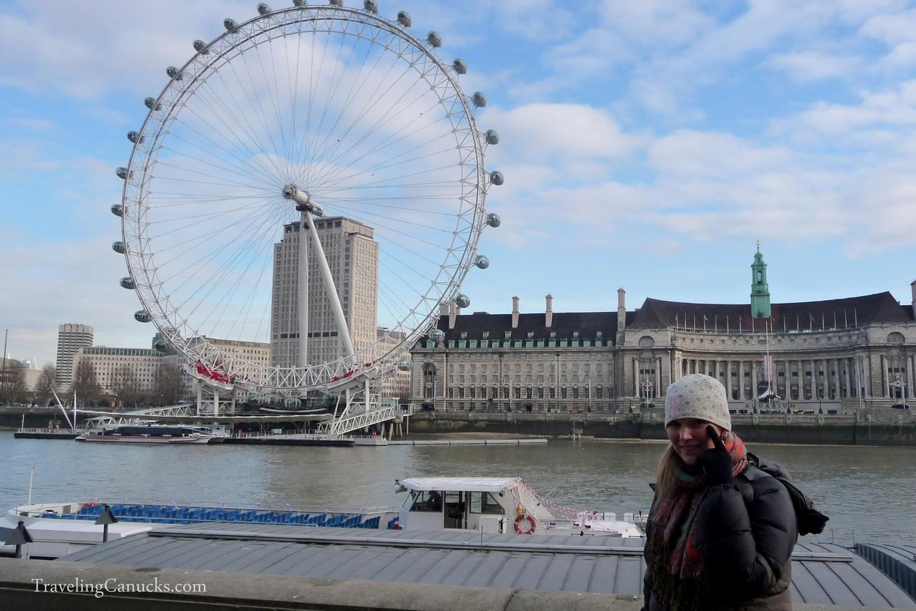Essay London Eye