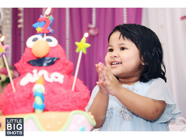 Sneak Peek 2: Aina Maisarah is 2!