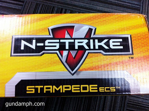 NERF Sale 50% Off Stampede Raider Recon Unboxing Review (9)