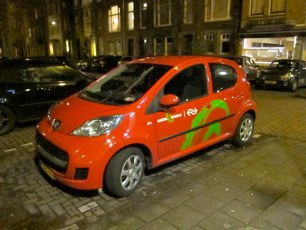 Green Car Share