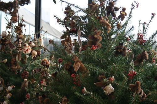 Brandywine Christmas critter tree