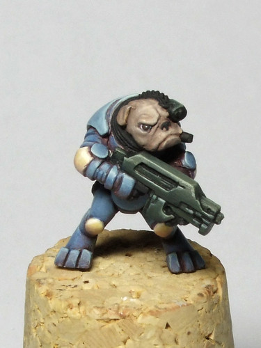 Hasslefree Space Pug WIP