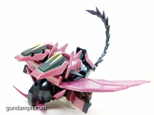 SD Gundam Online Capsule Fighter EPYON Toy Figure Unboxing Review (52)
