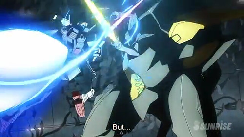 Gundam AGE Episode 15 Those Tears Fall in Space Youtube Gundam PH (3)