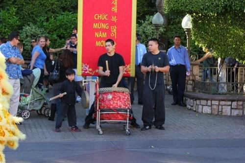 Performance - Lunar New Year Celebration