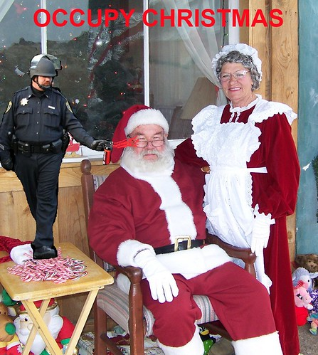 Lt. Pike and Santas adapted from Tumbleweed:-)