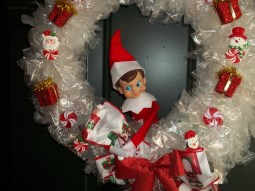 Elf on the Shelf - Day 01 - Delivery