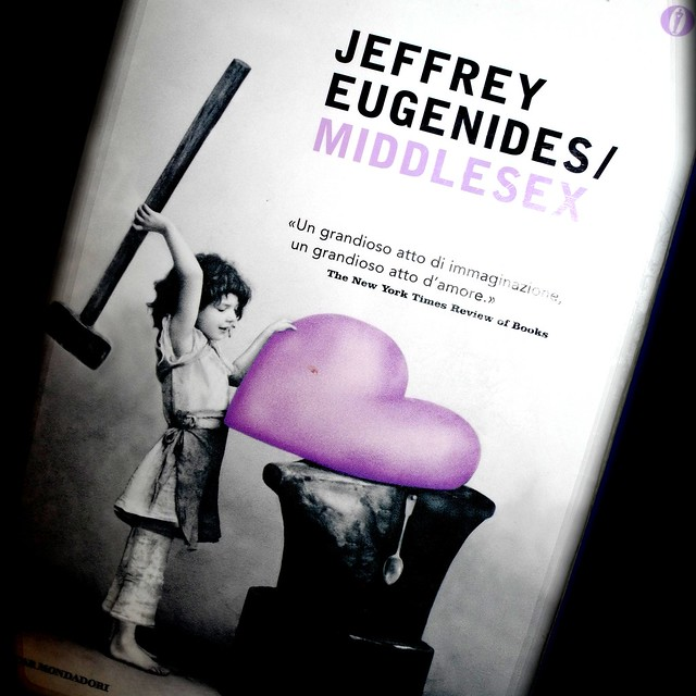 Jeffrey Eugenides - Middlesex
