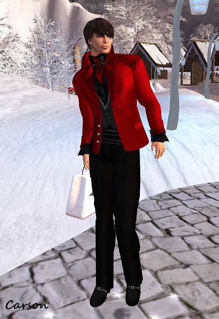 GizzA - Christmas Outfit GG