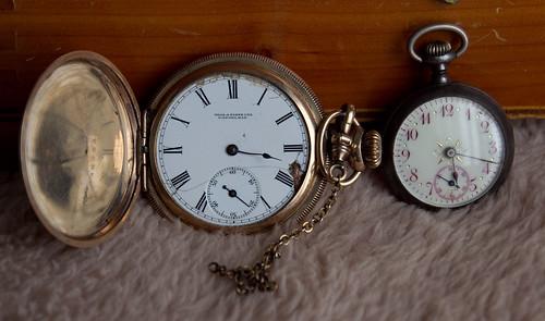 Grandparents Quinlans Watches