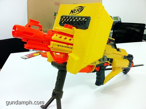 NERF Sale 50% Off Stampede Raider Recon Unboxing Review (39)